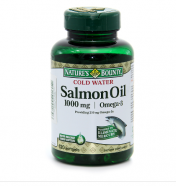 NATURE BOUNTY SALMON OIL 1000MG 120