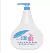 BABY BUBBLE BATH 1000CC 0